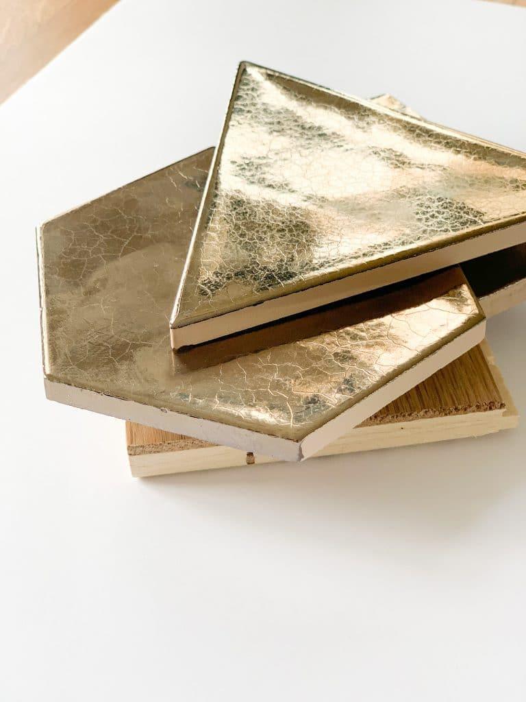 mindelo gold triangel